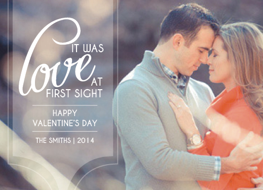 valentine's day - It was Love at First Sight by Kenia Perez