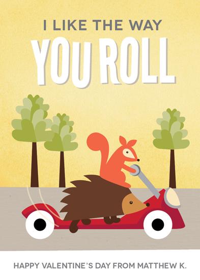 valentine's day - Rollin' by Erica Krystek