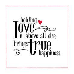 Love True Simple