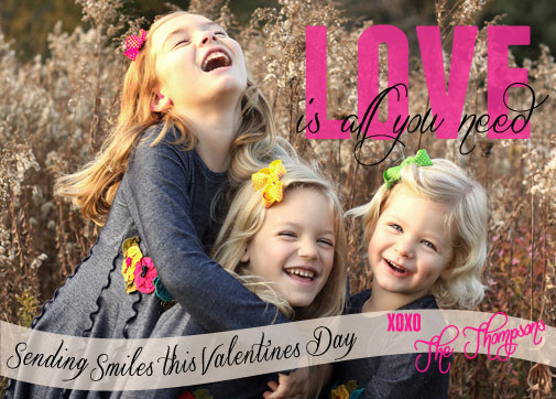 valentine's day - Sending Smiles by g ink