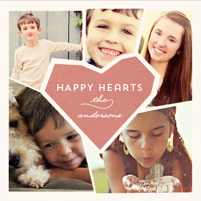 valentine's day - Happy Hearts by Lori Wemple