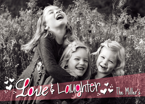 valentine's day - Love & Laughter by Jodi VanMetre
