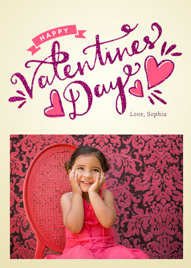 valentine's day - Sparkle by Morgan Newnham