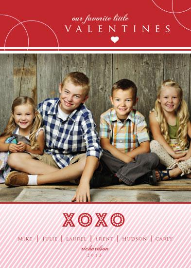 valentine's day - XOXO Bias by Karen Thomas