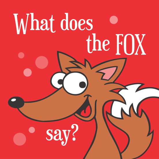 valentine's day - what does the fox say by Laura Bittante