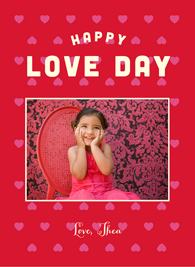 valentine's day - Hearts & Love Day by Elysse Ricci