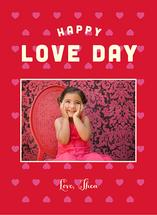 Hearts & Love Day by Elysse Ricci