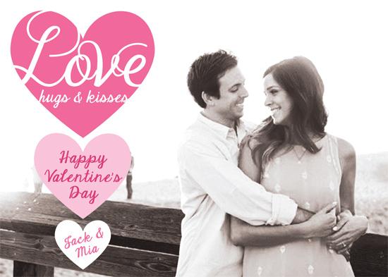 valentine's day - Love Hugs & Kisses by Giovanna Santoni