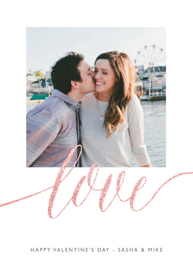 valentine's day - A Sparkly Love by Erin Deegan