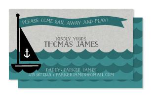 come sail and play