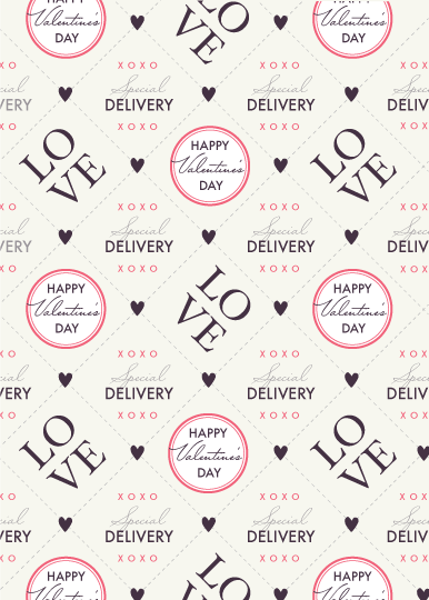 valentine's day - Special Wrap by Morgan Newnham