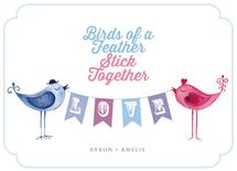 Birds of a Feather by Sally-Ann Langley