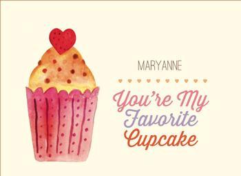 Favorite Cupcake