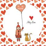 Be My Valentine Balloon... by Melissa Nicholson