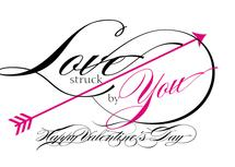 Love struck by You Arro... by Barbara Caruso