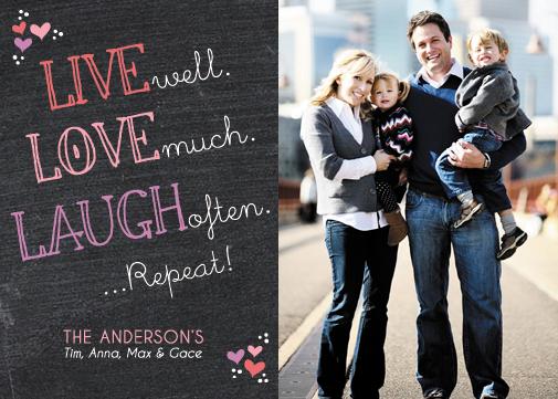 valentine's day - Live. Love. Laugh. by Jodi VanMetre
