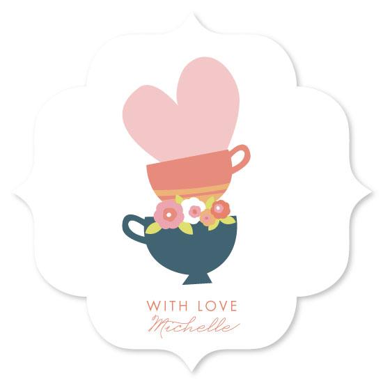 valentine's day - Love like Tea by Phrosne Ras