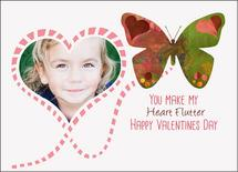 Fluttering Heart by Erin East