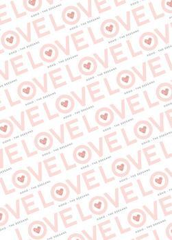 Heart in Love Gift Wrap