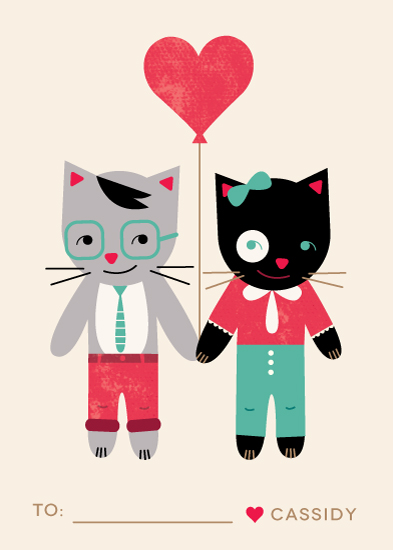valentine's day - Be My Smitten Kitten by Kristen Smith
