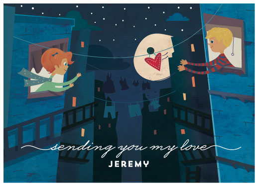 valentine's day - Sending My Love by Lori Wemple