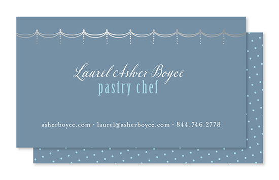 business cards - Confection by Beth Fadeley