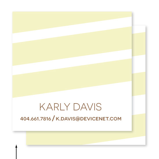 business cards - Simple Details by Anupama