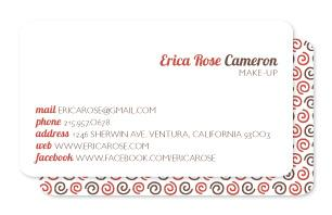 Shell Business Cards