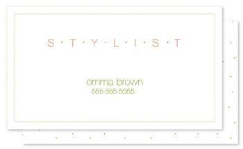 stylish stylist
