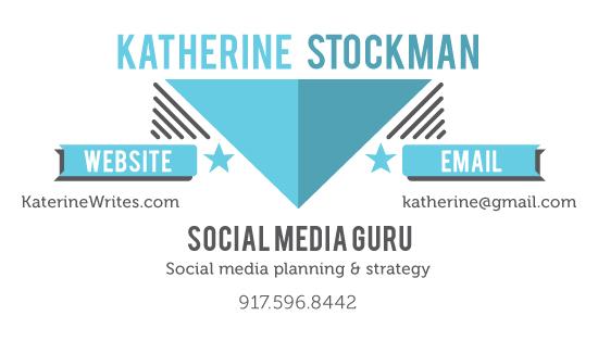 business cards - The Guru by Jane W