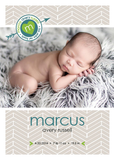 birth announcements - StolenRhearts by Tami Warrington