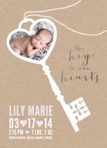 the key to our hearts by Mandy Lindeke