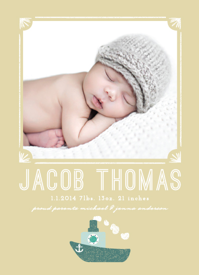 birth announcements - Chug A Lug by Dreaming Inspirations