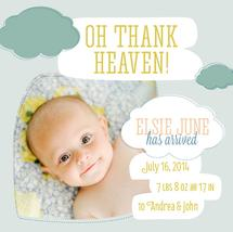 Oh Thank Heaven by Marleigh Miller