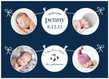 Baby Pins by paperie and ink