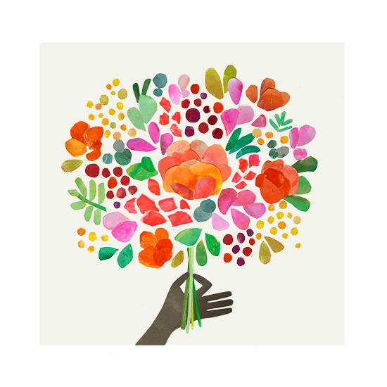 art prints - All is Well by Betty Hatchett