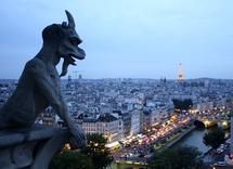 The Gargoyle's View by Shannon Casey