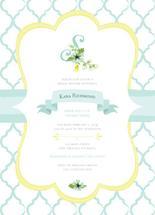 Minty Initial Bride by Kim Swart