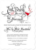 Eat, Drink & The Next D... by Barbara Caruso
