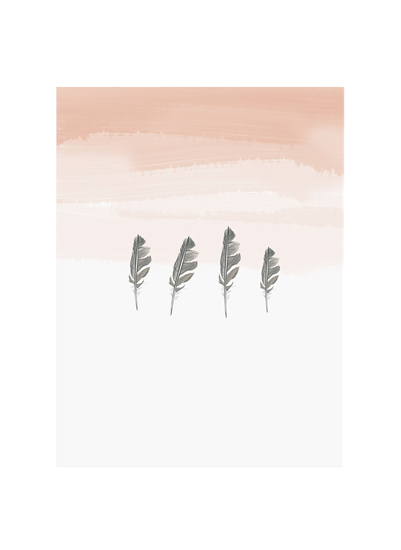 art prints - In a Row by Heather Eikel