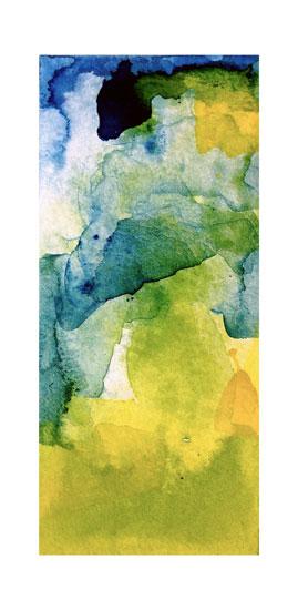 art prints - of land and sea | aquatic series no.2 by Kiana Mosley