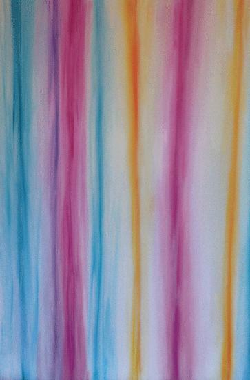 art prints - Sunset sky stripes by Tina Cash