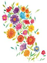 Wildflower breeze by Tina Cash