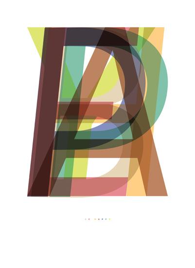 art prints - Be Happy by Gergely Matyus