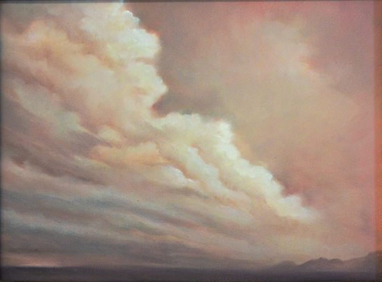 art prints - Distant Rain by Kelly Money