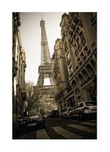Eiffel Tower by Stephanie Prabulos