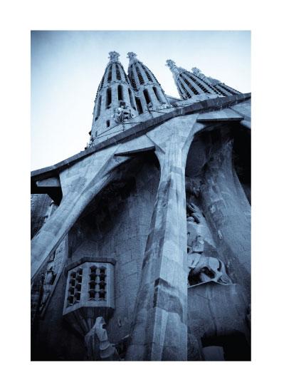 art prints - Sagrada Familia 2 by Stephanie Prabulos