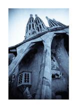 Sagrada Familia 2 by Stephanie Prabulos