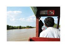 Boat Driver by dylcia barnhart