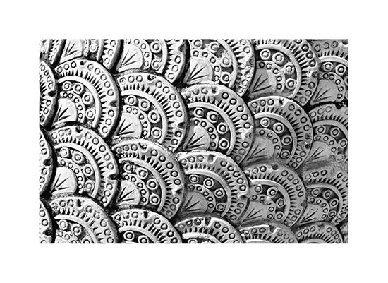 art prints - Temple Pattern by dylcia barnhart